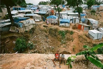 Haiti pap camp lr