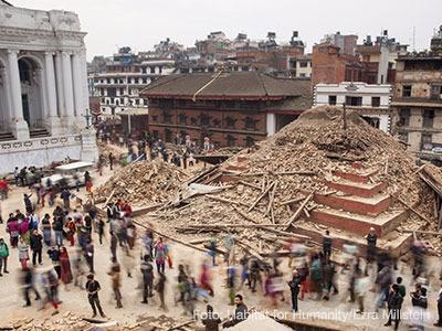 Bp campaigns erdbeben nepal