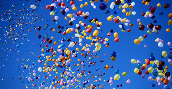 Fill 730x380 317522  100 s of colorful balloons p