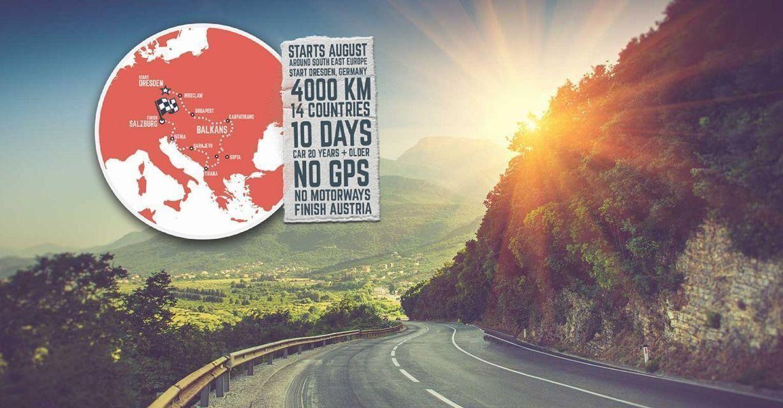 BalkanX2018 Saufang Buam - Für Kinder auf Achse von D. Seyfang: Mach mit bei meiner Spendenaktion – Deine Spendenaktion auf betterplace.org