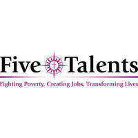 Fill 200x200 original five talents promotional logo