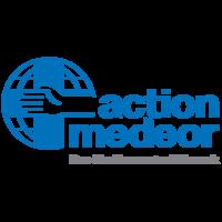 Fill 200x200 logo blau action medeor ger