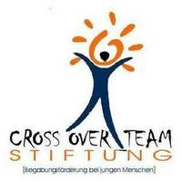 Fill 200x200 original logo cross over team stiftung