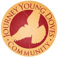 Fill 200x200 original journey young doves round logo yellow  wb