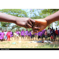 Fill 200x200 disadvantaged children take time to play at oruchinga refugee settlement e68ex8