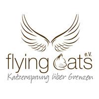 Fill 200x200 flying cats logo braun