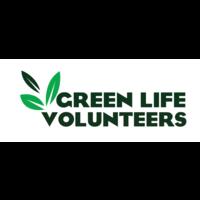 Fill 200x200 green life volunteers logo
