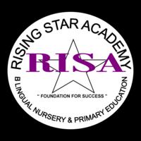 Fill 200x200 rising star academy logo