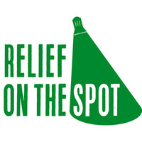 Fill 200x200 relief on the spot logo