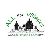 Fill 200x200 logo with all for villages