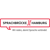 Fill 200x200 logo sprachbruecke claim grau