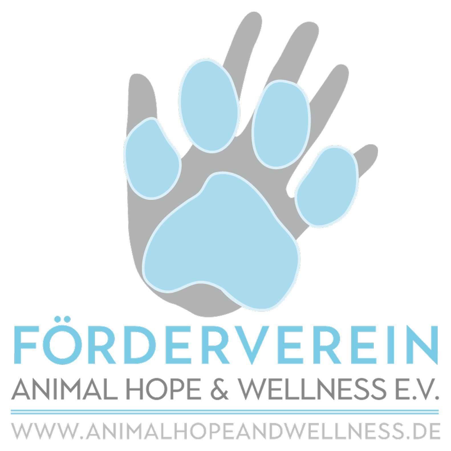 f rderverein animal hope and wellness e v spende f r unsere organisation. Black Bedroom Furniture Sets. Home Design Ideas