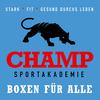 CHAMP Boxakademie Ravensburg e.V.