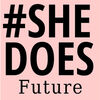 #SheDoesFuture