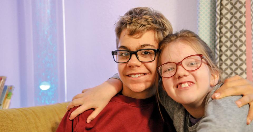 Trotz Corona: Moment des Glücks für Menschen mit Behinderung