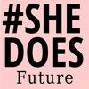 #SheDoesFuture